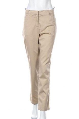 Дамски панталон Sportscraft, Размер M, Цвят Бежов, 60% памук, 35% полиамид, 5% еластан, Цена 9,98лв.