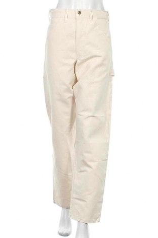 Дамски панталон Stan Ray, Размер M, Цвят Екрю, Памук, Цена 149,00лв.