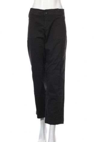 Дамски панталон Target, Размер XL, Цвят Черен, Памук, еластан, Цена 11,03лв.