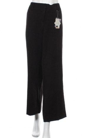 Дамски панталон Target, Размер L, Цвят Черен, Полиестер, вискоза, еластан, Цена 7,99лв.