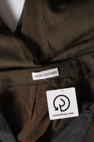 Дамски панталон Trixi Schober, Размер M, Цвят Зелен, Цена 21,50лв.