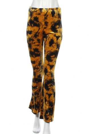 Dámské kalhoty  Urban Outfitters, Velikost S, Barva Žlutá, 94% polyester, 6% elastan, Cena  1145,00Kč