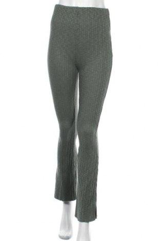 Γυναικείο παντελόνι Urban Outfitters, Μέγεθος M, Χρώμα Πράσινο, 75% βαμβάκι, 24% πολυεστέρας, 1% ελαστάνη, Τιμή 26,68€