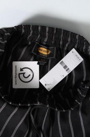Дамски панталон Urban Outfitters, Размер XS, Цвят Черен, 94% полиестер, 6% вискоза, Цена 24,92лв.
