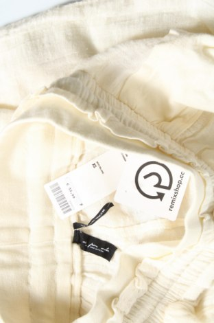 Дамски панталон Urban Outfitters, Размер XS, Цвят Екрю, Памук, Цена 14,18лв.