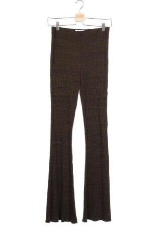 Γυναικείο παντελόνι Urban Outfitters, Μέγεθος XS, Χρώμα Πράσινο, 47% πολυεστέρας, 47% βισκόζη, 6% ελαστάνη, Τιμή 30,54€