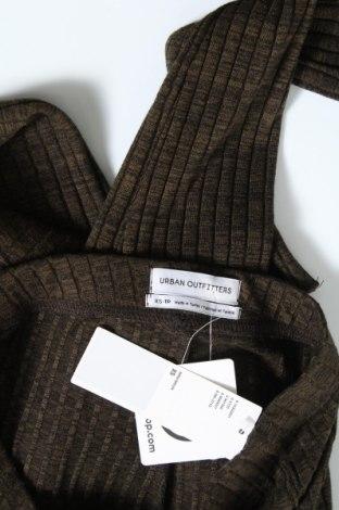 Дамски панталон Urban Outfitters, Размер XS, Цвят Зелен, 47% полиестер, 47% вискоза, 6% еластан, Цена 59,25лв.