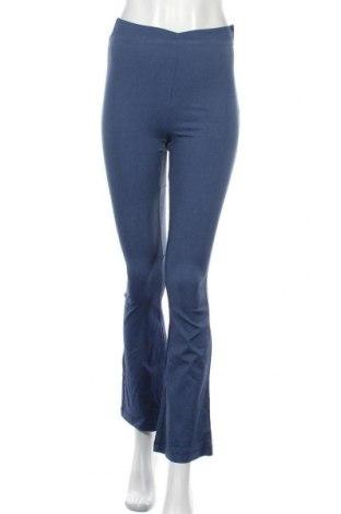 Γυναικείο παντελόνι Urban Outfitters, Μέγεθος S, Χρώμα Μπλέ, 80% βισκόζη, 15% πολυεστέρας, 5% ελαστάνη, Τιμή 20,88€