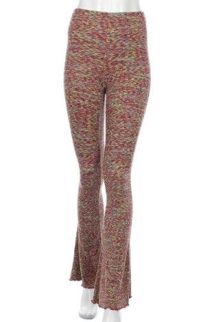 Дамски панталон Urban Outfitters, Размер XS, Цвят Многоцветен, 96% памук, 4% еластан, Цена 59,25лв.