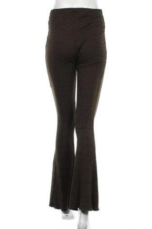 Дамски панталон Urban Outfitters, Размер S, Цвят Зелен, 47% полиестер, 47% вискоза, 6% еластан, Цена 19,84лв.