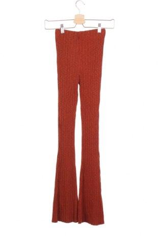 Γυναικείο παντελόνι Urban Outfitters, Μέγεθος XS, Χρώμα Κόκκινο, 75% βαμβάκι, 24% πολυεστέρας, 1% ελαστάνη, Τιμή 26,68€