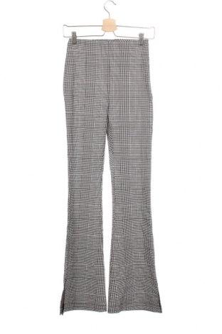 Дамски панталон Urban Outfitters, Размер XS, Цвят Черен, 71% вискоза, 15% полиестер, 10% полиамид, 4% еластан, Цена 59,25лв.