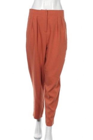Дамски панталон Vero Moda, Размер M, Цвят Розов, Полиестер, Цена 17,11лв.