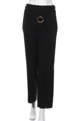 Дамски панталон Vero Moda, Размер M, Цвят Черен, 40% вискоза, 30% полиестер, 25% памук, 5% еластан, Цена 16,60лв.