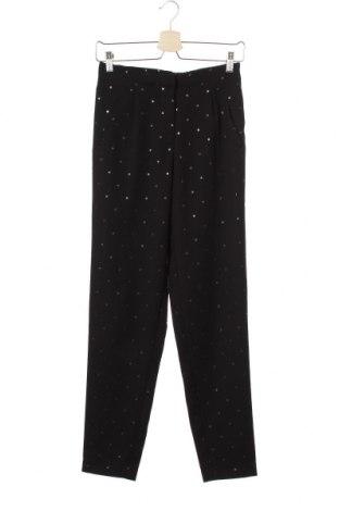 Дамски панталон Y.A.S, Размер XS, Цвят Черен, Полиестер, Цена 6,04лв.