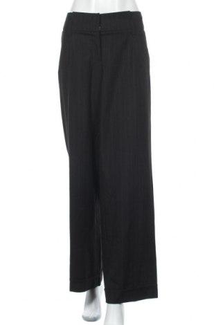 Дамски панталон Yessica, Размер XL, Цвят Черен, 64% полиестер, 36% вискоза, Цена 12,28лв.