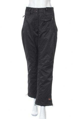 Дамски панталон за зимни спортове Iguana, Размер M, Цвят Черен, Полиамид, Цена 19,91лв.
