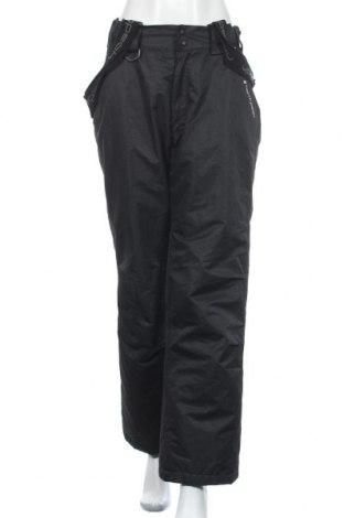Дамски панталон за зимни спортове Northpeak, Размер M, Цвят Черен, Полиестер, Цена 49,14лв.