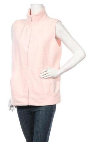 Vestă polară de femei C&A, Mărime XL, Culoare Roz, Poliester, Preț 59,68 Lei