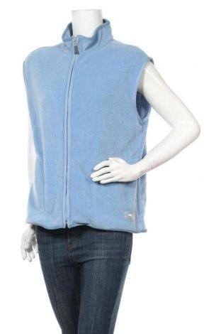 Vestă polară de femei Hot Stuff, Mărime XL, Culoare Albastru, Preț 59,68 Lei