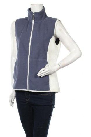 Vestă polară de femei Switcher, Mărime XL, Culoare Albastru, 100% poliester, Preț 72,95 Lei
