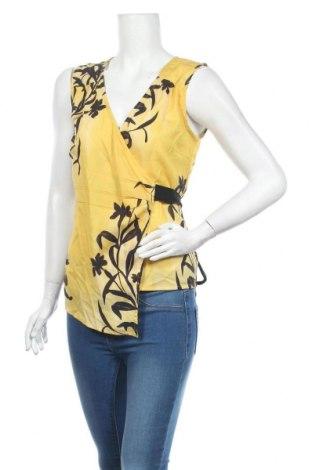 Дамски потник Cream, Размер M, Цвят Жълт, 100% вискоза, Цена 47,45лв.