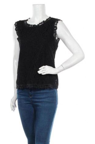Γυναικείο αμάνικο μπλουζάκι Cream, Μέγεθος M, Χρώμα Μαύρο, Τιμή 20,32€