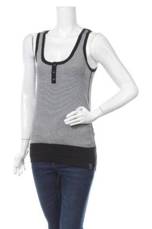 Γυναικείο αμάνικο μπλουζάκι G-Star Raw, Μέγεθος S, Χρώμα Μαύρο, Τιμή 14,55€