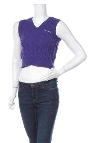 Pulover de femei Urban Outfitters, Mărime S, Culoare Mov, Acrilic, Preț 143,09 Lei