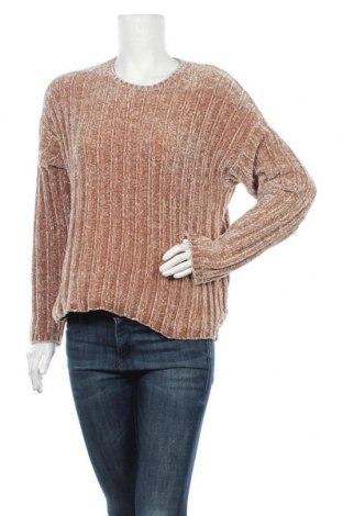 Γυναικείο πουλόβερ Coop, Μέγεθος L, Χρώμα  Μπέζ, 60% πολυεστέρας, 40%ακρυλικό, Τιμή 8,19€