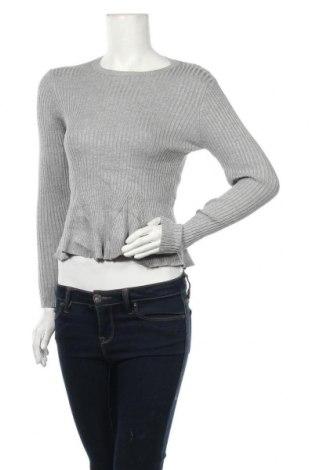 Дамски пуловер EXECUTIVE, Размер S, Цвят Сив, Вискоза, Цена 8,90лв.