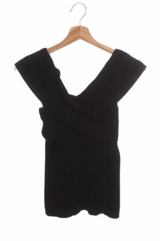 Дамски пуловер INC International Concepts, Размер M, Цвят Черен, 88% вискоза, 12% полиамид, Цена 12,08лв.