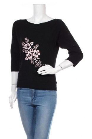 Дамски пуловер INC International Concepts, Размер L, Цвят Черен, 65% вискоза, 35% полиамид, Цена 29,25лв.
