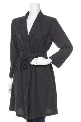 Γυναικεία καμπαρντίνα H&M Divided, Μέγεθος M, Χρώμα Γκρί, 73% μοντάλ, 27% πολυεστέρας, Τιμή 25,92€