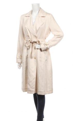 Дамски шлифер Marc O'Polo, Размер M, Цвят Екрю, Лиосел, Цена 276,75лв.