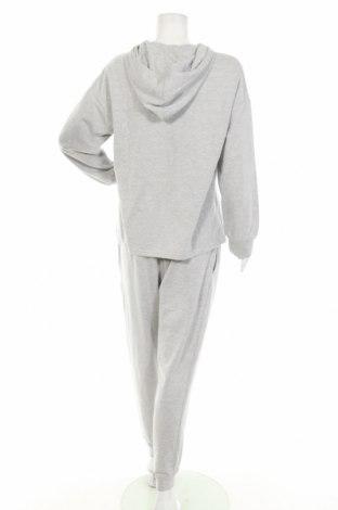 Дамски спортен комплект Anna Field, Размер M, Цвят Сив, 60% памук, 40% полиестер, Цена 40,02лв.