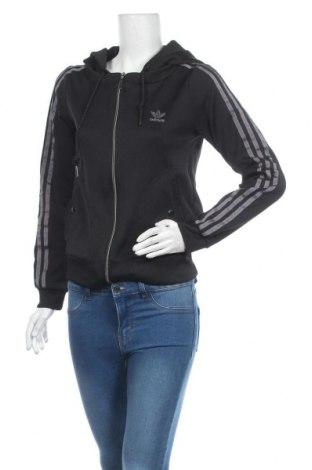 Hanorac de femei Adidas Originals, Mărime M, Culoare Negru, 87% poliester, 13% alte țesuturi, Preț 126,00 Lei