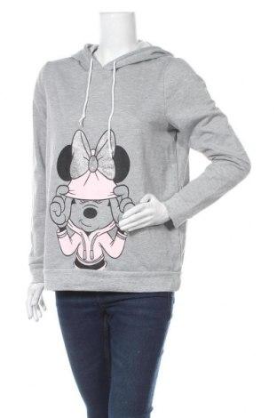 Dámská mikina  Disney, Velikost L, Barva Šedá, 65% polyester, 35% bavlna, Cena  373,00Kč