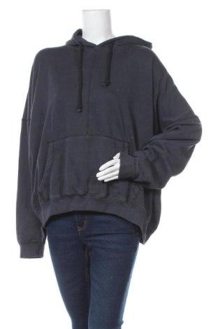 Dámská mikina  Missguided, Velikost XL, Barva Modrá, 55% polyester, 45% bavlna, Cena  554,00Kč