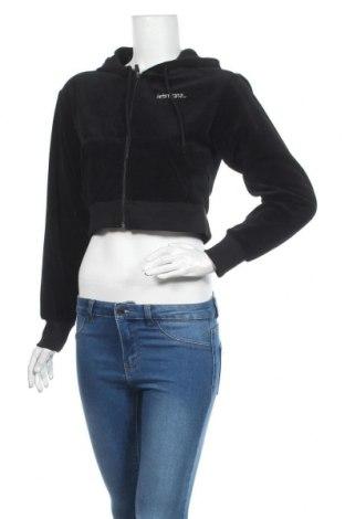 Hanorac de femei Urban Outfitters, Mărime S, Culoare Negru, Bumbac, Preț 168,92 Lei