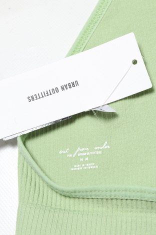 Дамско бельо Urban Outfitters, Размер M, Цвят Зелен, 94% полиамид, 6% еластан, Цена 29,25лв.