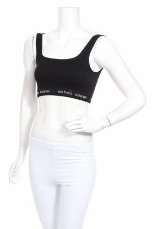 Lenjerie de corp de damă Urban Outfitters, Mărime L, Culoare Negru, 93% poliamidă, 7% elastan, Preț 120,89 Lei
