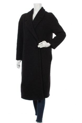 Palton de femei COS, Mărime S, Culoare Negru, Lână, Preț 471,50 Lei