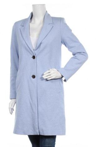 Дамско палто Esprit, Размер S, Цвят Син, 58% памук, 39% полиестер, 3% еластан, Цена 94,87лв.