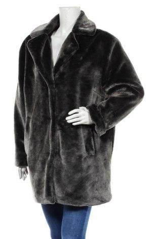 Дамско палто Mainpol, Размер XL, Цвят Сив, Полиестер, Цена 32,08лв.