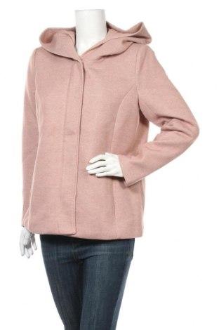 Palton de femei ONLY, Mărime XL, Culoare Roz, 85% poliester, 15% bumbac, Preț 97,90 Lei