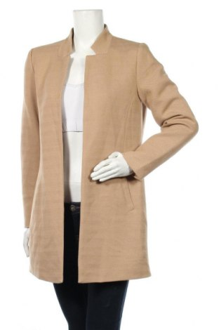 Дамско палто ONLY, Размер M, Цвят Кафяв, Цена 48,95лв.