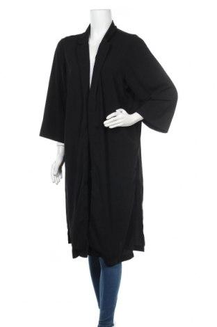 Дамско палто Zizzi, Размер M, Цвят Черен, Полиестер, Цена 8,66лв.