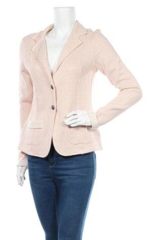 Дамско сако Cream, Размер M, Цвят Розов, 82% памук, 18% полиестер, Цена 55,60лв.