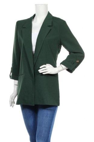 Дамско сако Cream, Размер M, Цвят Зелен, Цена 47,60лв.
